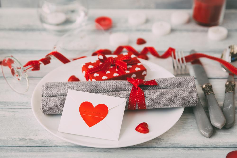 Cena: un regalo original para San Valentín